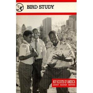 Bird Study (Merit Badge Series): America, Boys Scouts of