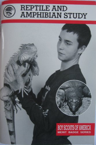 9780839532880: Reptile and Amphibian Study