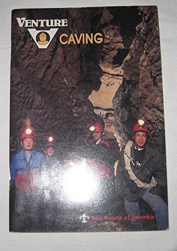 9780839534464: Boy Scouts Merit Badge Pamphlets Caving