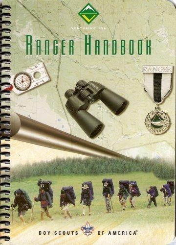 9780839534945: Ranger Handbook and Venturer Handbook (Venturing BSA)