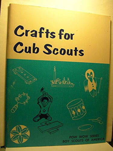9780839538431: Crafts for Cub Scouts
