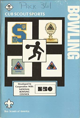 Cub Scout Sports: Bowling