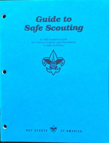 9780839544166: Guide to Safe Scouting