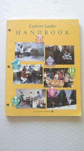 9780839546375: Explorer Leader Handbook