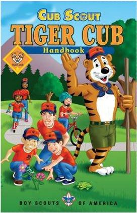 9780839547136: Cub Scout Tiger Cub Handbook (Tiger Cub)