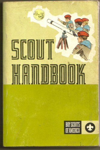 SCOUT HANDBOOK (8th Edition)