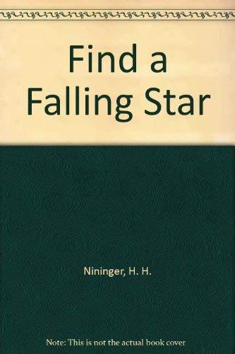 9780839722304: Find a Falling Star