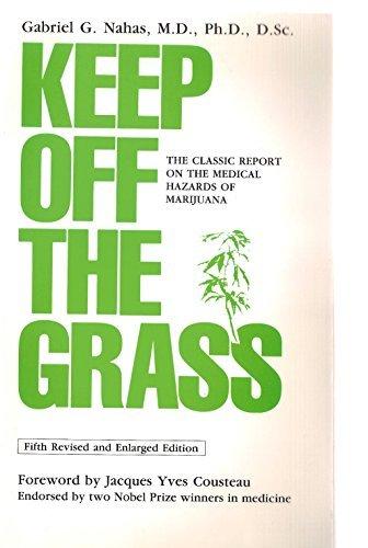 9780839743842: Keep Off the Grass