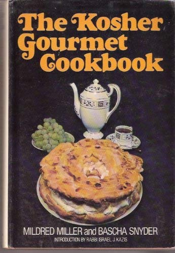 9780839748304: The Kosher Gourmet Cookbook