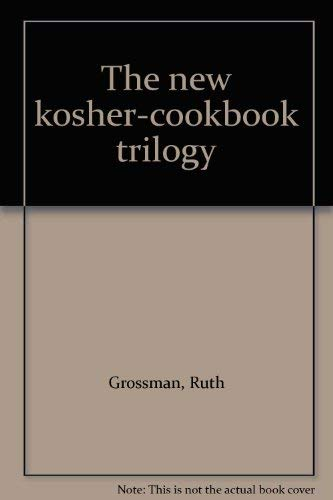 9780839763109: The new kosher-cookbook trilogy
