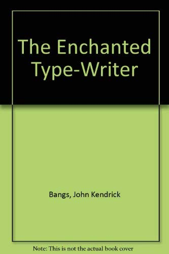 9780839801504: The Enchanted Type-Writer