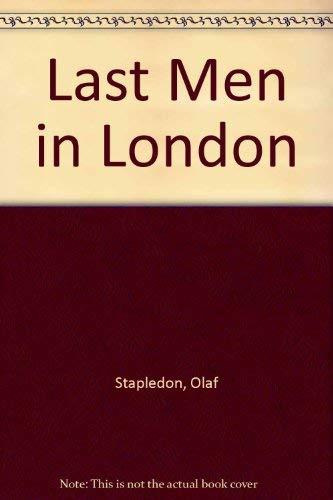 9780839823407: Last Men in London