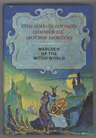 Warlock Of The Witch World (the Witch: Norton, Andre