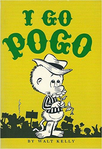 9780839823841: I go Pogo (The Best of Pogo)