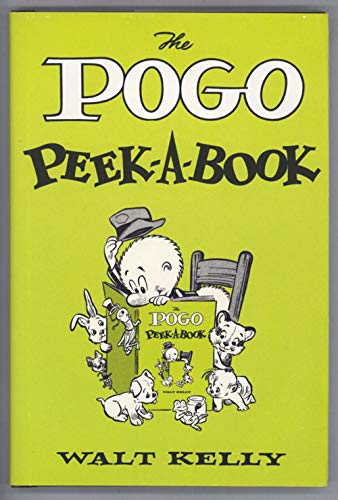 9780839823896: Pogo Peek-A-Book