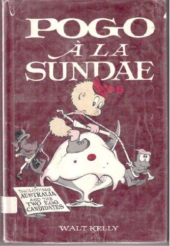 9780839823926: Pogo a la sundae (The Best of Pogo)