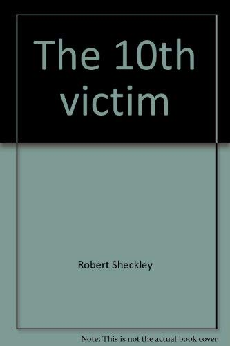 9780839824404: The 10th victim (The Gregg Press science fiction series)