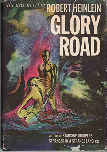 9780839824480: Glory road (The Gregg Press science fiction series)