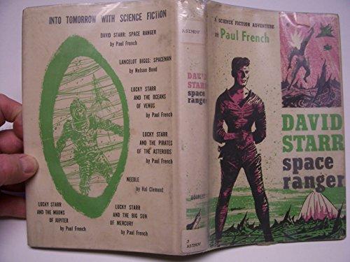 David Starr, Space Ranger (The Lucky Starr Series): Asimov, Isaac