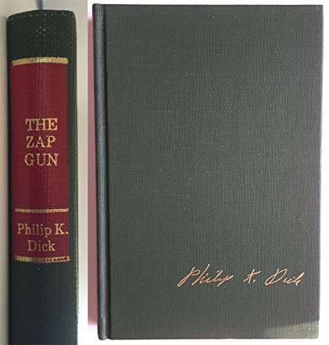 9780839824947: The zap gun (Gregg Press science fiction series)