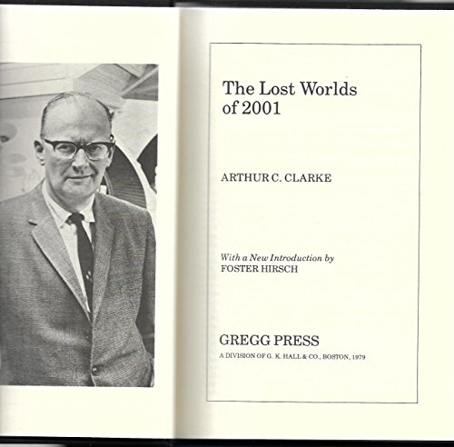 9780839825098: The Lost Worlds of 2001 (The Gregg Press Science Fiction Series)