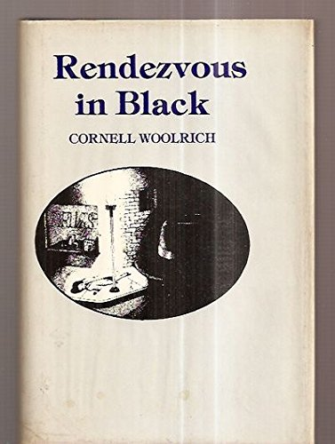 Rendezvous in black (The Gregg Press mystery series) (0839825374) by Woolrich, Cornell