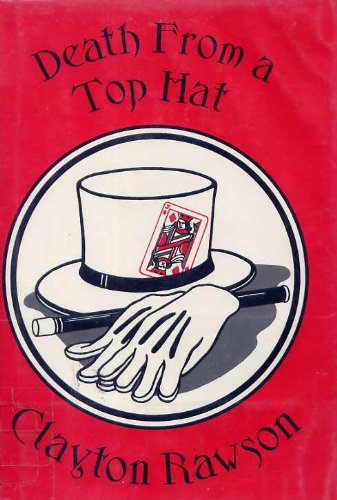 9780839825425: Death from a top hat (The Gregg Press mystery fiction series)