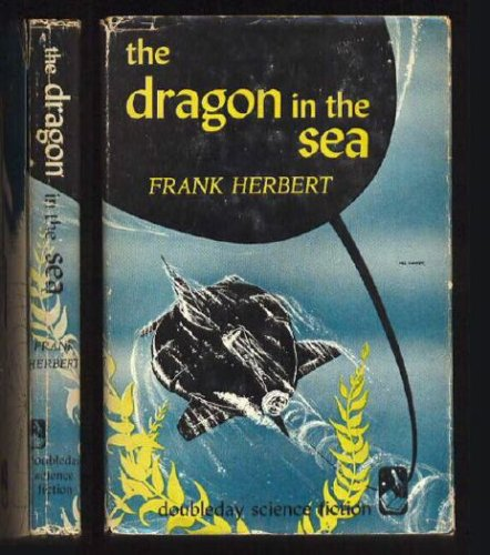 9780839826460: The dragon in the sea (The Gregg Press science fiction series)