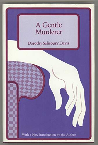 9780839826507: A gentle murderer (Gregg Press mystery fiction series)