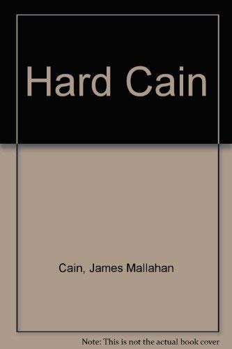 9780839826569: Hard Cain: Sinful Woman / Jealous Woman / The Root of His Evil (Gregg Press Mystery Fiction Series)