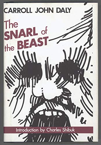 9780839826583: The Snarl of the Beast (Gregg Press Mystery Fiction Series)