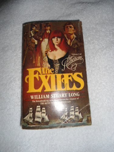 9780839828242: The Exiles (The Australians, Vol. 1)
