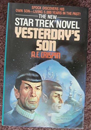 9780839828303: Yesterday's Son (Star trek)