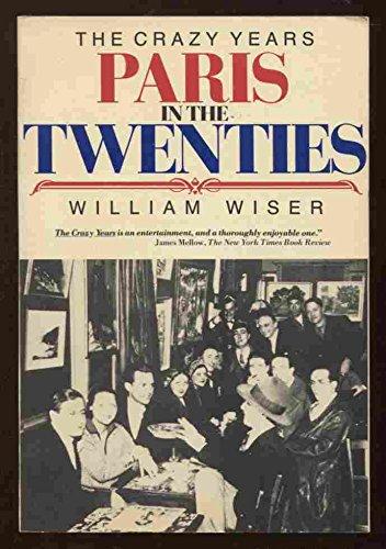 9780839828594: The Crazy Years: Paris in the Twenties