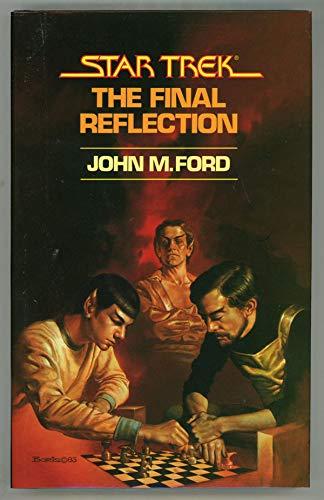 9780839828853: The final reflection (Star trek)
