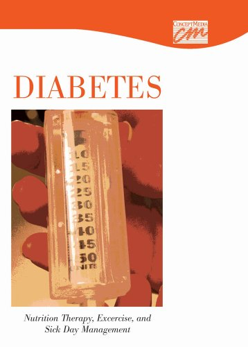 9780840019639: Diabetes: Nutrition Therapy, Exercise, and Sick Day Management (DVD)
