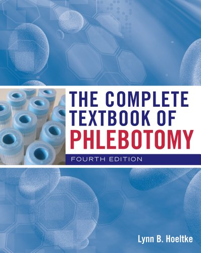 9780840022998: The Complete Textbook of Phlebotomy