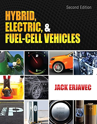 9780840023957: Hybrid, Electric, and Fuel-Cell Vehicles (Go Green with Renewable Energy Resources)