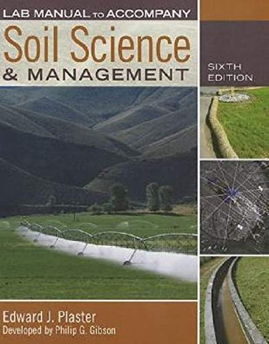 9780840024343: Lab Manual for Plaster's Soil Science and Management, 5th