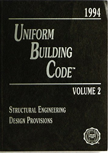 Uniform Building Code Volume 2: Icbo