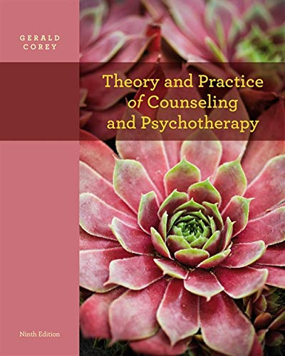9780840028549: Theory and Practice of Counseling and Psychotherapy