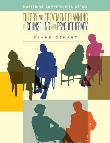9780840028600: Theory and Treatment Planning in Counseling and Psychotherapy