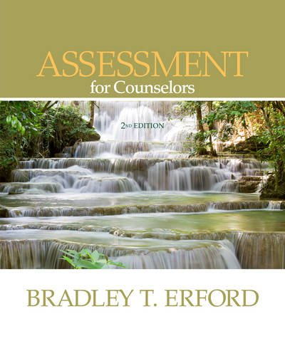 9780840028617: Assessment for Counselors (PSY 660 Clinical Assessment and Decision Making)