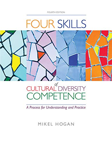 9780840028624: Four Skills of Cultural Diversity Competence: A Process for Understanding and Practice