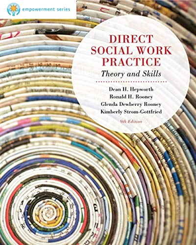 9780840028648: Direct Social Work Practice: Theory and Skills, 9th Edition (Brooks / Cole Empowerment Series)