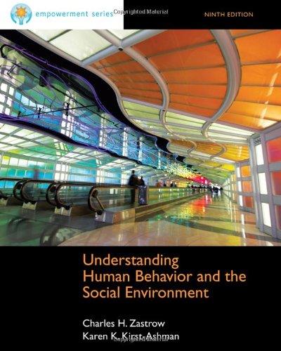 9780840028655: Brooks/Cole Empowerment Series: Understanding Human Behavior and the Social Environment (Human Behavior in the Social Environment)