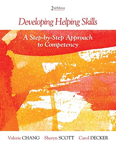 9780840028679: Developing Helping Skills: A Step-by-Step Approach (Skills, Techniques, & Process)