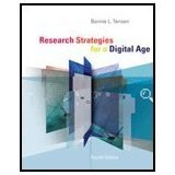 9780840028839: Research Strategies for a Digital Age