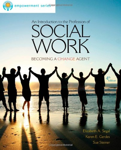 9780840029102: Brooks/Cole Empowerment Series: An Introduction to the Profession of Social Work (Introduction to Social Work / Social Welfare)