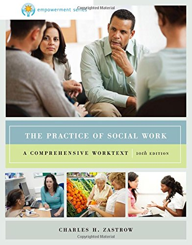 9780840029188: The Practice of Social Work: A Comprehensive Worktext, 10th Edition